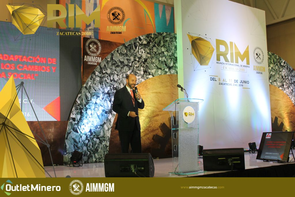 Conferencias magistrales en la RIM Zacatecas 2016