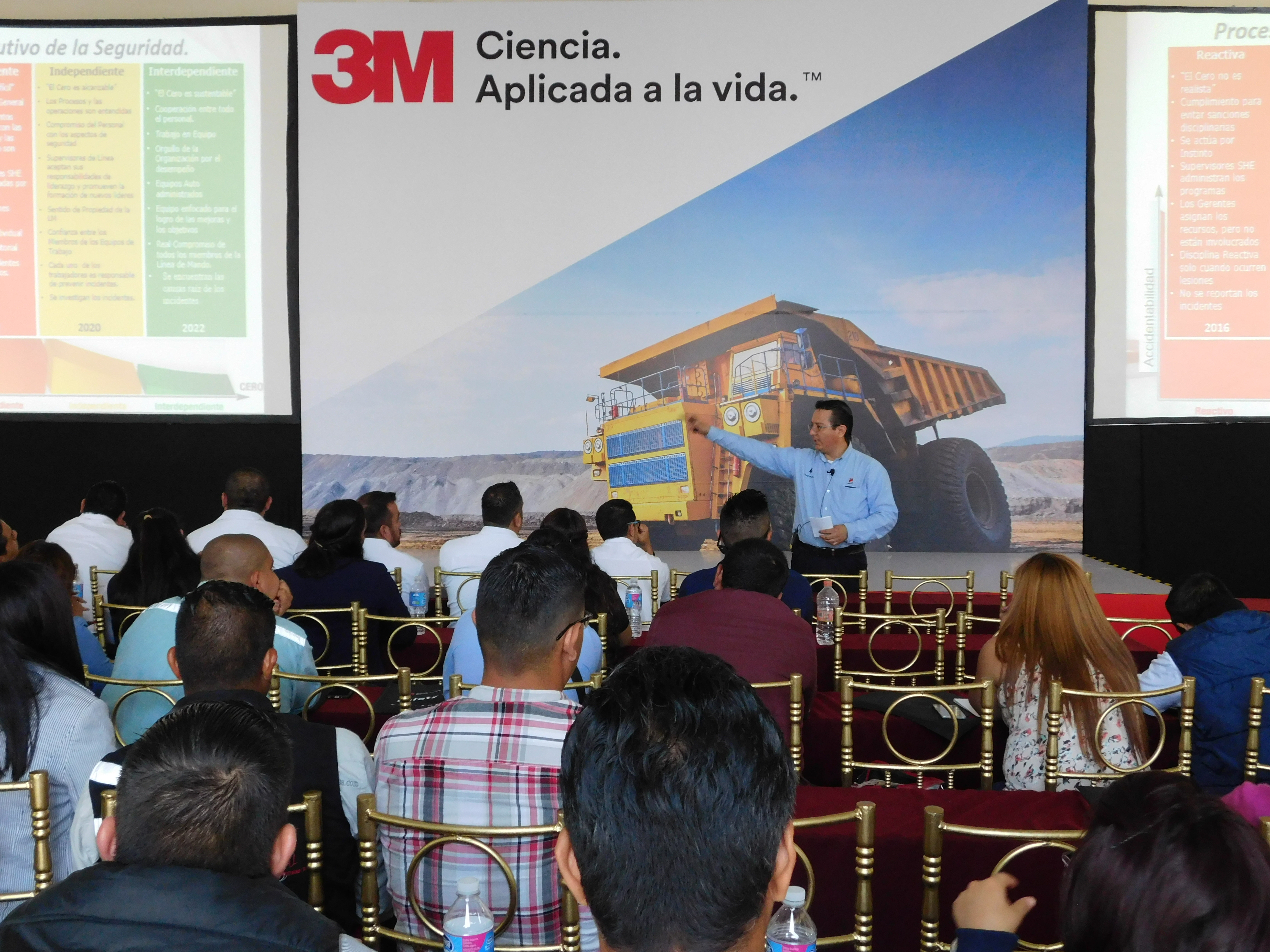 Safety Tour: Seminario sobre seguridad para el sector minero en Zacatecas