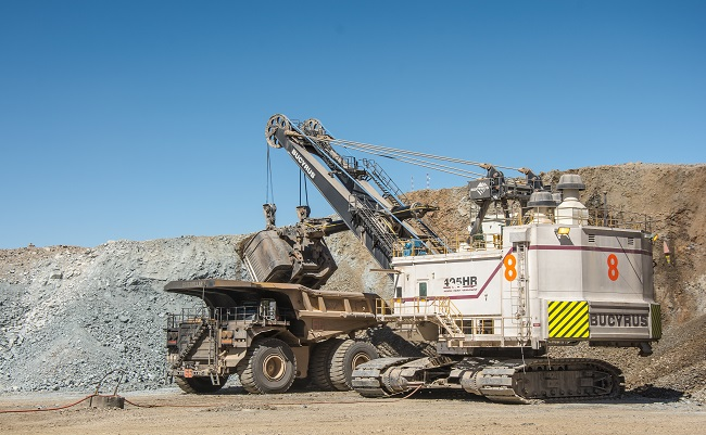 Grupo México listo para dar inicio el proyecto de la mina Pilares