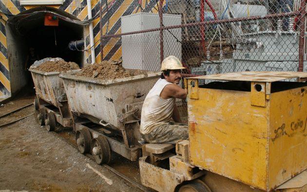 Gobierno federal va por regularización de la minería informal