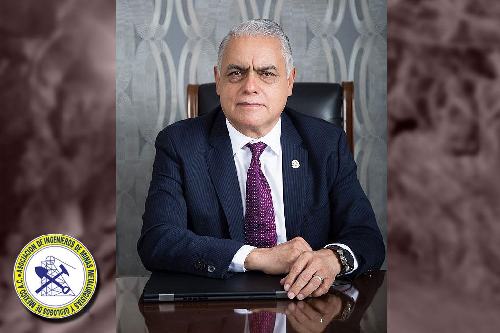 Presidente de la AIMMGM da un mensaje sobre la situación actual de la minería