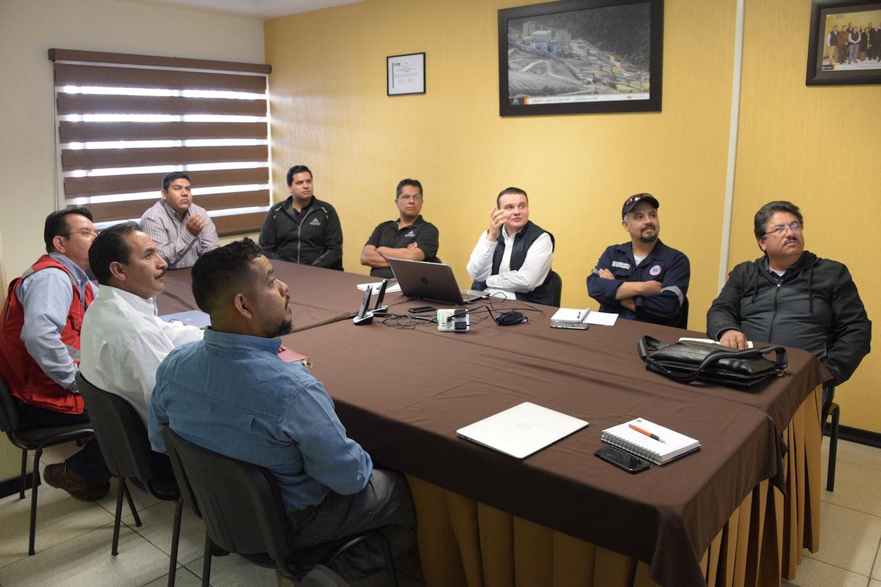Mineras formarán Comité de Colaboración para Rescate y Atención de Emergencias